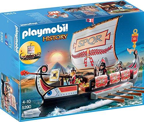 Preisvergleich Produktbild PLAYMOBIL 5390 - Römische Galeere