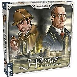 Devir - Holmes, Sherlock & Mycroft, Juego de Mesa (BGHOLMES)