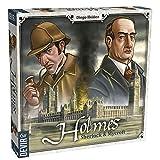Devir- Holmes Juego de Tablero, Color (BGHOLMES)