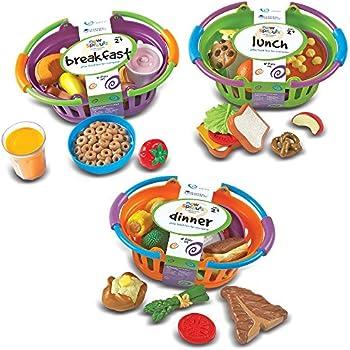 Learning Resources Panier de Petit-Déjeuner New Sprouts