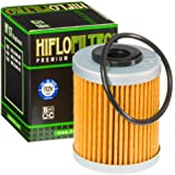 11 kw /Ölfilter HIFLOFILTRO f/ür Derbi GP1 125 Racing Low Seat PS1B1A 2008-2011 15 PS