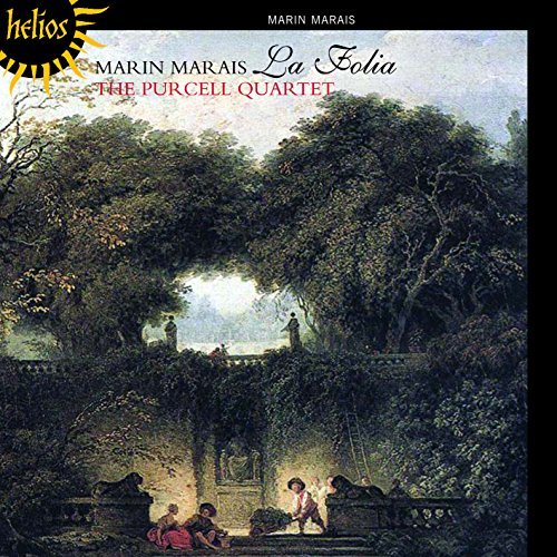 Marais: La Folia and other music for viola and violins by The Purcell Quartet (2007-09-11)