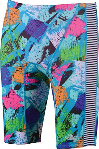 Dolfin Uglies Male Jammer-Vincent Rizzo-Badehose Shorts Gr. 44, Multi