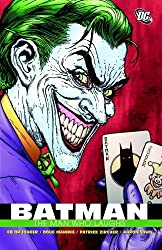 Batman: The Man Who Laughs by Ed Brubaker (2009-02-03)