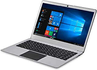 iOTA Slim 35,6cm (14,0 Zoll FHD) Laptop (Intel Celeron, 2 GB RAM, 32 GB Speicher, Deutsche Tastatur, Windows 10) Silber