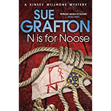 N is for Noose (Kinsey Millhone Alphabet series Book 14)