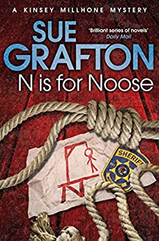 Sue Grafton - N is for Noose (Kinsey Millhone Alphabet series Book 14)
