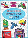 How to Draw Things for Boys (How to Draw 404)