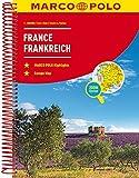 MARCO POLO Reiseatlas Frankreich 1:300 000 (MARCO POLO Reiseatlanten) -