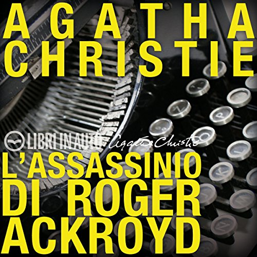 L'Assassinio di Roger Ackroyd  Audiolibri