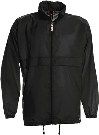 B&C Men's Sirocco Raincoat