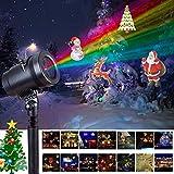 Lámparas de proyector, 14 Gobos Jardín Lámpara con IP65 Imprägniern luz de Iluminación de Paisaje para la Decoración de luz para la Navidad Partido de Halloween Party Filling Party