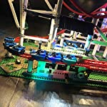 Polai-Luci-LED-per-Lego-10261-Montagne-Russe-Set-Lego-Non–Incluso