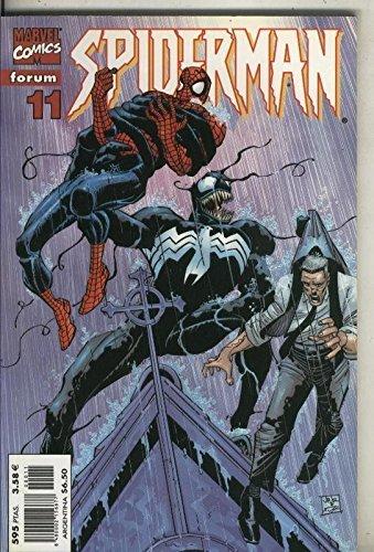 Spiderman tercera serie, prestigio lomo rojo numero 11
