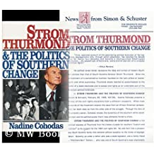 Strom Thurmond and the Politics of Southern Change