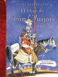 El libro de Don Quijote para niños par  Maglia