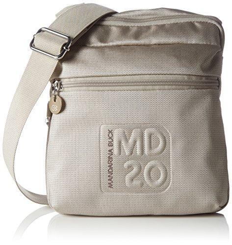 Mandarina Duck MD20 16116MM315K Damen Handtaschenhalter 20x3x24 cm (B x H x T), Weiß (ANGORA 15K)