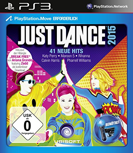 Just Dance 2015 (Dance Ps3 2015 Just)