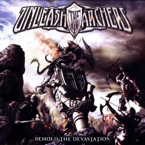Behold the Devastation by Unleash the Archers (2009-08-01)