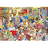 Wasgij Destiny The Office 1000 Piece Jigsaw Puzzle by Jumbo Games
