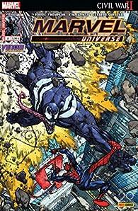 Marvel Universe nº8 - Robbie Thompson