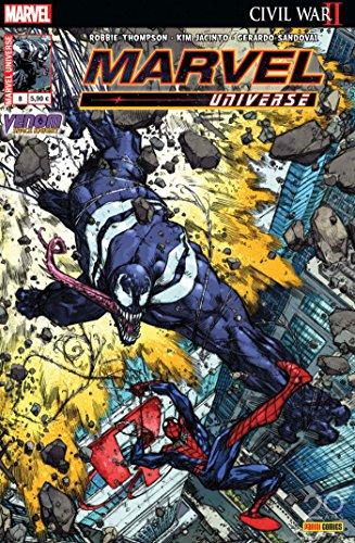 Marvel Universe nº8 par Robbie Thompson