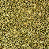 NatureVit Green Methi Seeds - 900 Grams   Hari Methi   Green Fenugreek Seeds