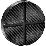 DEDC Golvuttag gummikudde universell jackadapter nypa svetssida ram skena skydd lapp/dyna (1 pack)
