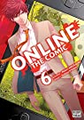 Online the comic, tome 6 par Amagaeru