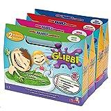 Glibbi–Sales Badezimmer-Spaß, sortiert (Simba 105955491), 1Stück
