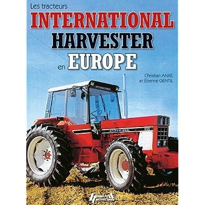 Tracteurs IH en Europe