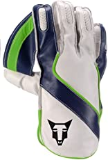 Wolfer Bullwark Wicket Keeping Gloves (PU)