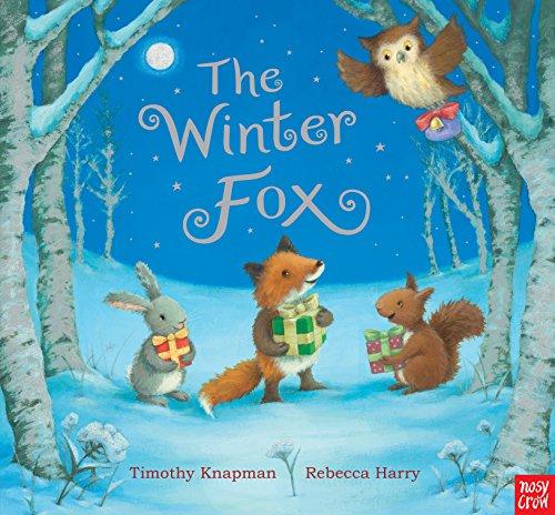 The Winter Fox par Timothy Knapman