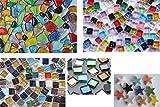 Mosaiksteine Bastelmix2 aus 5 versch. Artikeln 179g. ca.200 St.