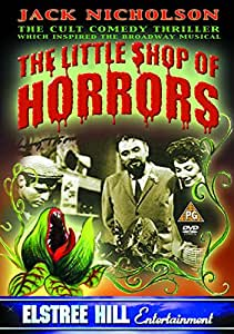 The Little Shop Of Horrors [1960] [DVD]