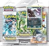 Pokemon - Arceus - 3er Blister Pack-Englisch