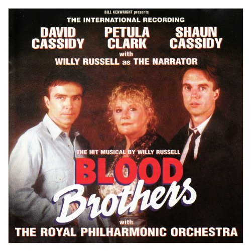 Blood Brothers (1995 International Cast Recording) (Brothers Blood Musical)