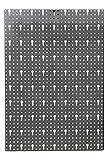 Ondis24 Werkzeugwand Lochwand aus Metall Werkstattwand mit Euro-Lochung 57 x 40 cm
