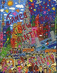 James Rizzi: The New York Paintings (Art & Design) by James Rizzi (1997-08-24)