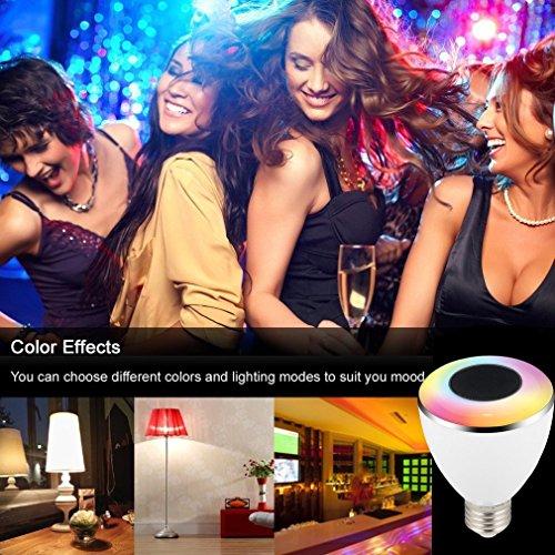 - 61YvxDGlDPL - La lampe Kipooh pour une belle ambiance lumineuse et musicale