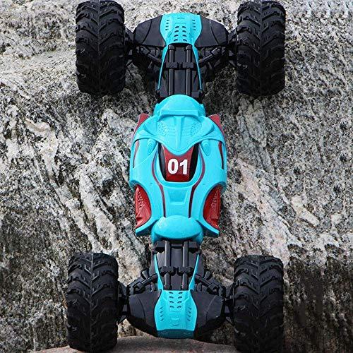 Wesxm Kinder Fernbedienung Auto Super Große Allrad Verformung Drift Klettern Drive Starke Lade Spielzeugauto Geländewagen Junge Outdoor Bevorzugte Geschenk