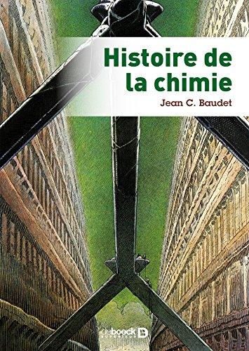 Histoire de la chimie (Plaisir des sciences) par Jean C. Baudet