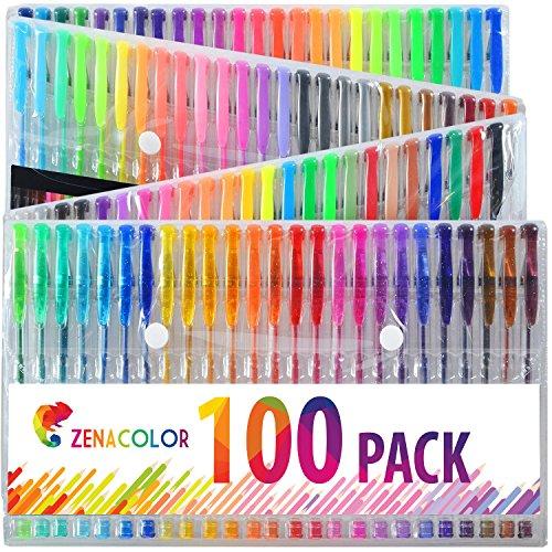 100-boligrafos-de-gel-zenacolor-con-estuche-set-extragrande-100-colores-unicos-sin-duplicados-con-ti