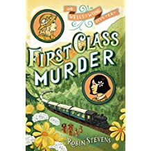 First Class Murder (Wells & Wong Mystery)