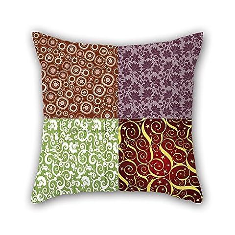 Pillo Couvre-lit Taie d'oreiller de bloc de couleur, pour bar,