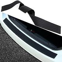 Nero auto portiera auto Lower carrozzeria protectionr protezione paraurti, Trunk strip-fit più Sedan dell' auto