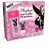 Playboy Sexy Pin Up EDT 30 ml and Shower Gel 250 ml, 1er Pack (1 x 1 Stück)