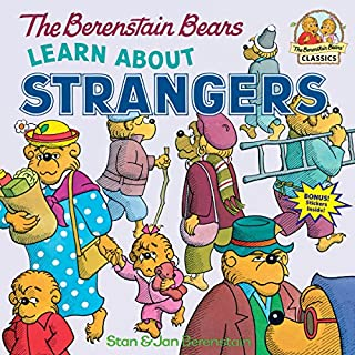 Berenstain Bears Learn Abt Strang (First Time Books)