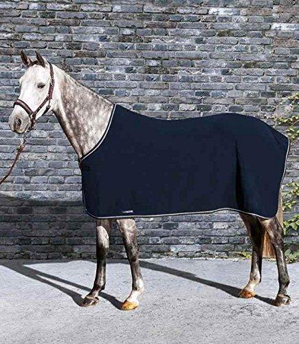 Decke für Pferd Gehstock Fleece Typ Leeds decken für Pferde Equiline