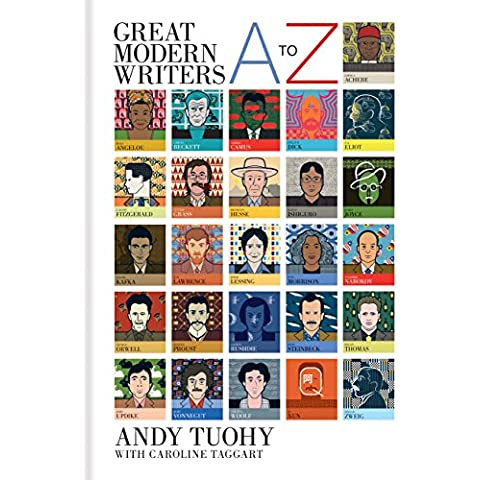 A-Z Great Modern Writers (A-Z Great Modern series) (English Edition)